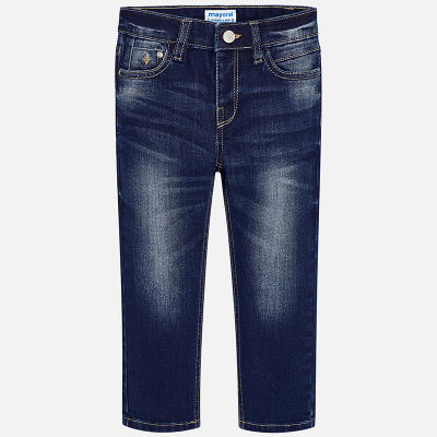 MAYORAL spodnie jeans regular fit